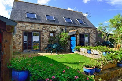 TEXT_PHOTO 4 - A vendre Ensemble de 6 cottages à quelques km de la côte Bretagne