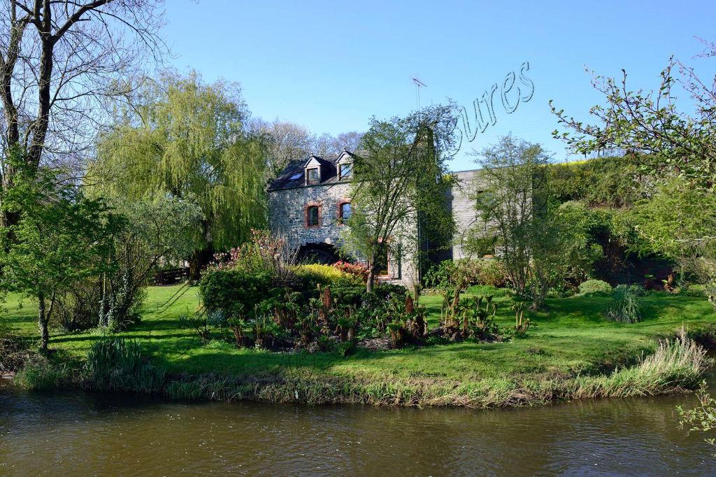 Immobilier 22 a vendre vente acheter ach moulin 22 6 pi ce s 180 m2 belles demeures for Immo belles demeures