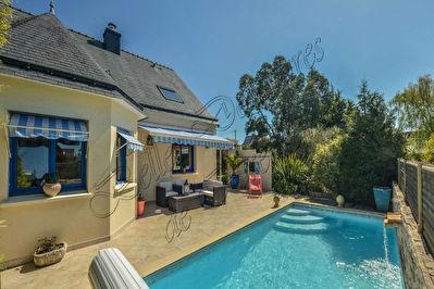 Immobilier larmor a vendre vente acheter ach maison larmor 56410 180 m2 - Vendre sa maison par notaire ...