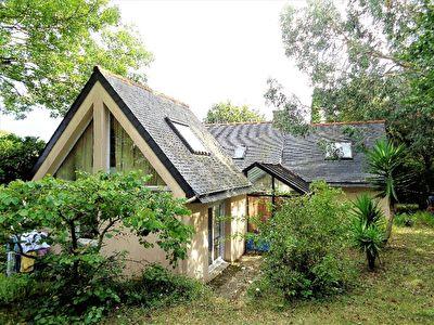 Immobilier treguier a vendre vente acheter ach for Maison atypique bretagne