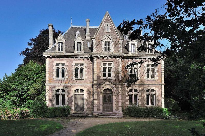 Immobilier 22 a vendre vente acheter ach manoir 22 22 400 m2 belles demeures de bretagne for Immo belles demeures
