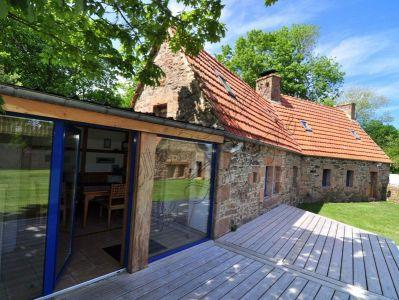 Immobilier cote de granit rose a vendre vente for Acheter une maison en bretagne bord de mer
