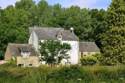 Immobilier plumelin a vendre vente acheter ach moulin - Vendre sa maison en viager a son fils ...