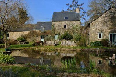 immobilier saint nicolas du pelem a vendre vente
