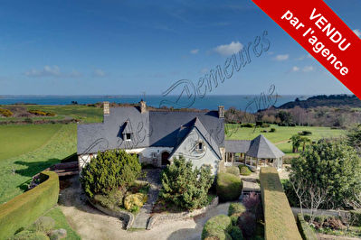 TEXT_PHOTO 0 - Property for sale with sea view Cotes d'Armor, Brittany