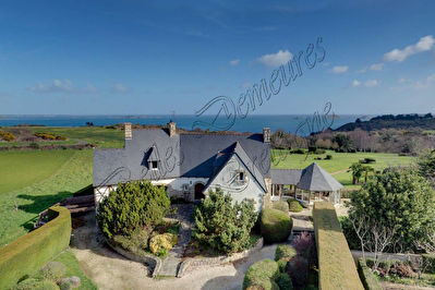 TEXT_PHOTO 1 - Property for sale with sea view Cotes d'Armor, Brittany