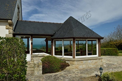 TEXT_PHOTO 4 - Property for sale with sea view Cotes d'Armor, Brittany