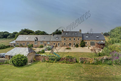 TEXT_PHOTO 0 - For sale beautiful farmhouse in the countryside, Lannion, Côtes d'Armor