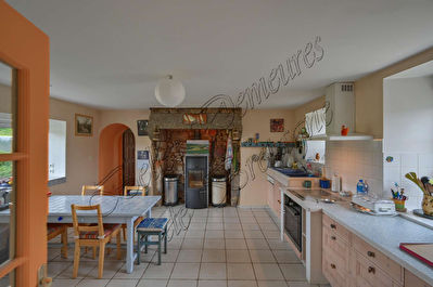 TEXT_PHOTO 5 - For sale beautiful farmhouse in the countryside, Lannion, Côtes d'Armor