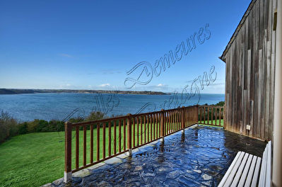 TEXT_PHOTO 1 - For sale property with dominant sea view Pink granite coast Brittany