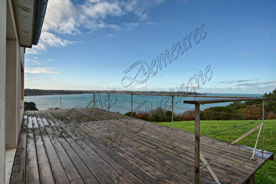 TEXT_PHOTO 3 - For sale property with dominant sea view Pink granite coast Brittany