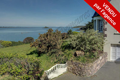 TEXT_PHOTO 0 - A breathtaking sea view with direct sea access for sale Paimpol Cotes d'Armor