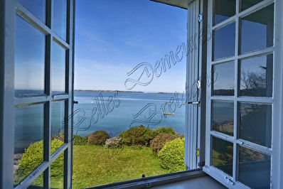 TEXT_PHOTO 13 - A breathtaking sea view with direct sea access for sale Paimpol Cotes d'Armor